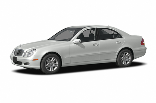 2005 mercedes benz e class overview. Black Bedroom Furniture Sets. Home Design Ideas