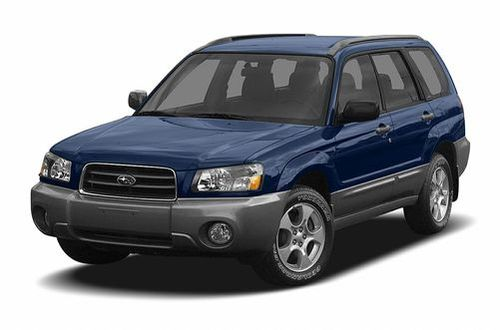 2005 Subaru Forester Reviews Specs And Prices Cars Com
