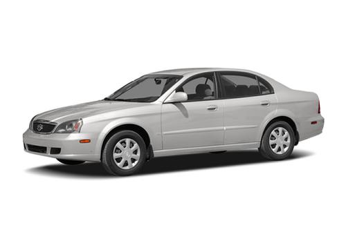2005 Suzuki Verona Consumer Reviews