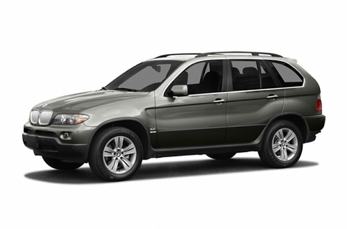 BMW X5 Towing Capacity >> 2006 BMW X5 Specs, Price, MPG & Reviews | Cars.com