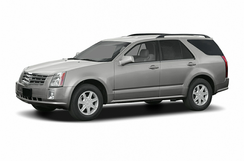 2006 Cadillac Srx Expert Reviews Specs And Photos Cars Com