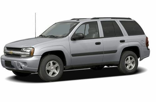 2006 Chevrolet Trailblazer Recalls