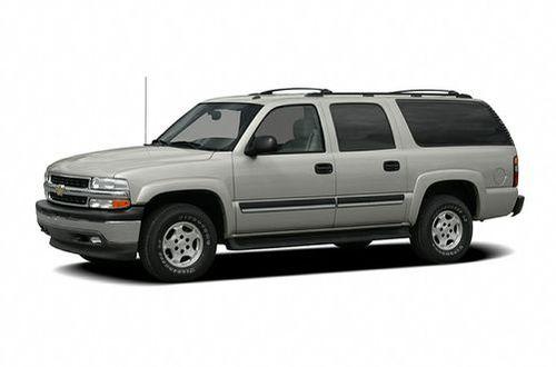 2006 Chevrolet Suburban 2500