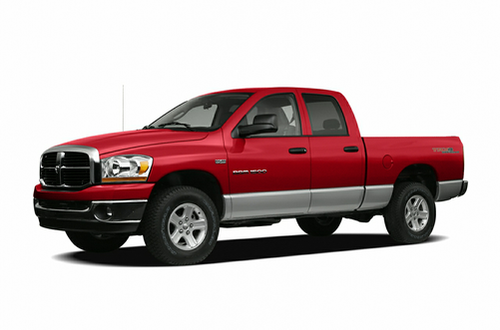 2006 Dodge Ram 1500 Specs, Towing Capacity, Payload ...