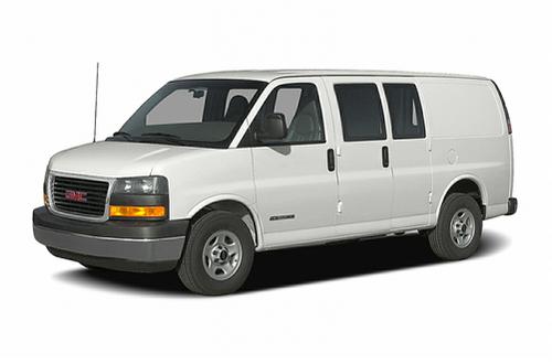 2006 GMC Savana 2500