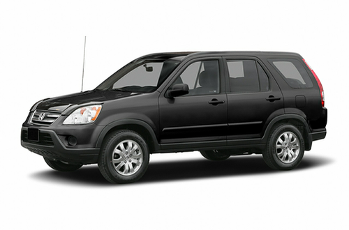 2006 Honda Cr V Overview Cars Com