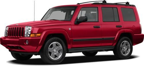 2006 Jeep Commander Recalls