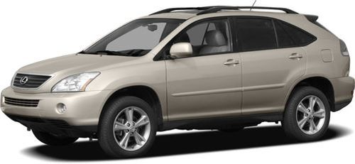 2006 lexus rx400h issues