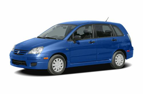 2006 suzuki aerio expert reviews specs and photos cars com rh cars com