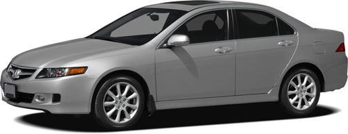 2007 Acura TSX Recalls | Cars.com