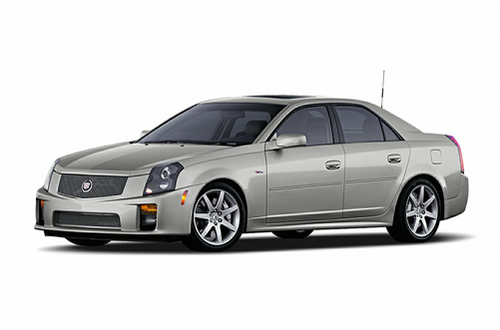 2007 Cadillac CTS Overview | Cars.com