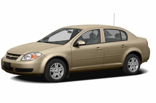 2007 Chevrolet Cobalt Recalls