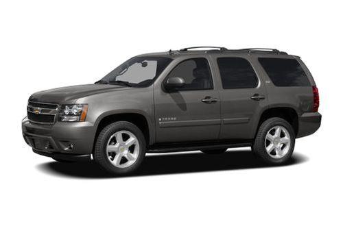 2007 Chevrolet Tahoe Trim Levels Configurations Cars Com