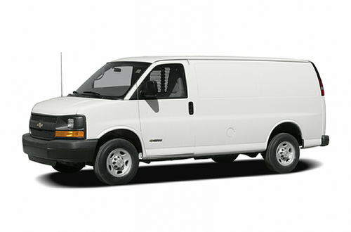 2007 Chevrolet Express 3500