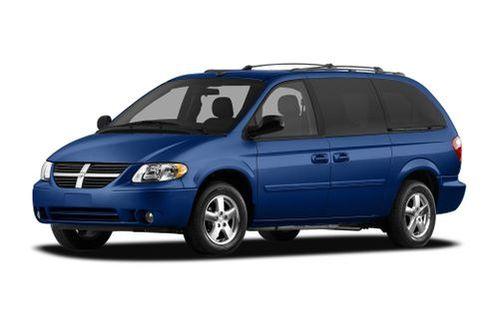 2007 Dodge Grand Caravan Trim Levels  Configurations At A Glance