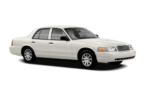 2007 Ford Crown Victoria