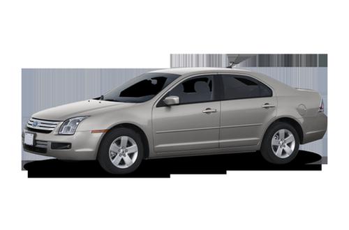 2007 ford fusion s i4 4dr front wheel drive sedan. Black Bedroom Furniture Sets. Home Design Ideas