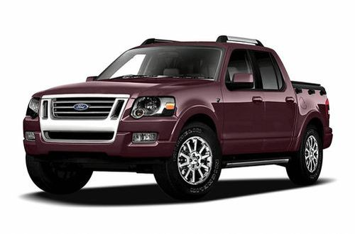 2007 ford explorer sport trac specs pictures trims colors cars. Black Bedroom Furniture Sets. Home Design Ideas