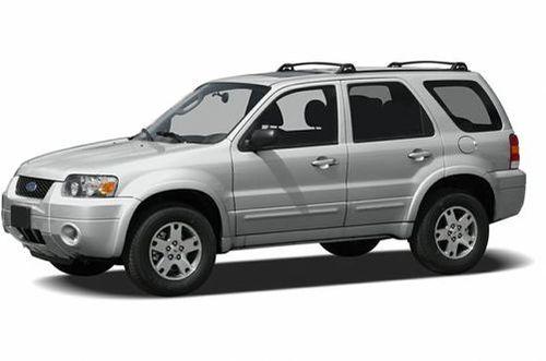 2007 Ford Escape Recalls