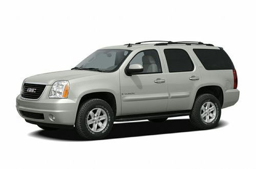 Compare 2007 Chevrolet Tahoe vs 2007 GMC Yukon vs 2007 Toyota