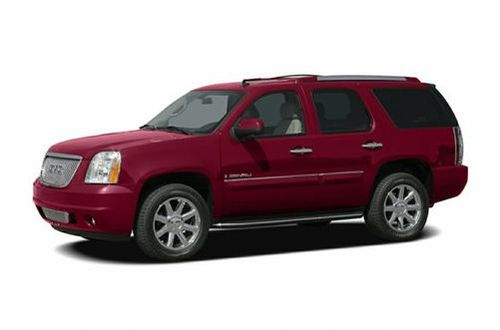 2007 Gmc Yukon Recalls