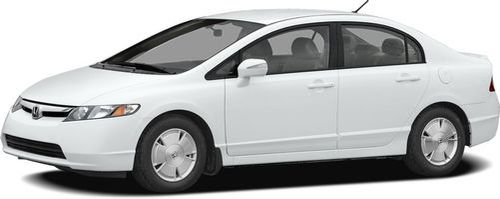 2007 Honda Civic Hybrid Recalls