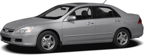 2007 Honda Accord Hybrid Recalls