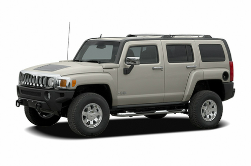 2007 Hummer H3 Expert Reviews Specs And Photos Cars