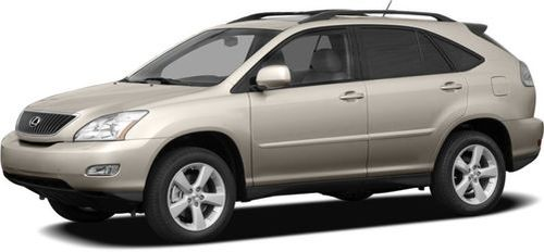 2007 lexus rx 350 recalls. Black Bedroom Furniture Sets. Home Design Ideas