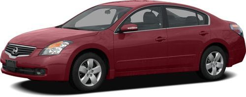 2007 Nissan Altima Recalls