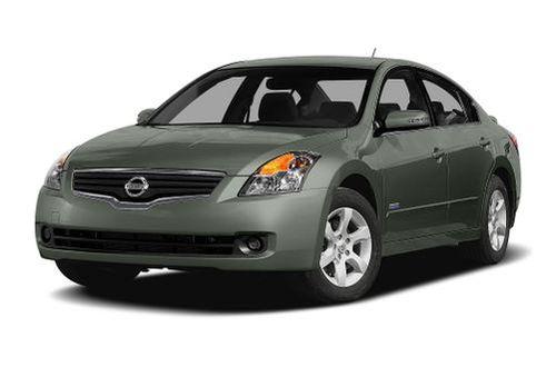 Comparing The 2007 Nissan Altima Hybrid