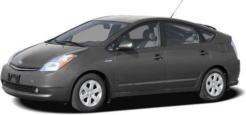 2007 Toyota Prius Recalls