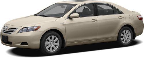 2007 Toyota Camry Hybrid Recalls