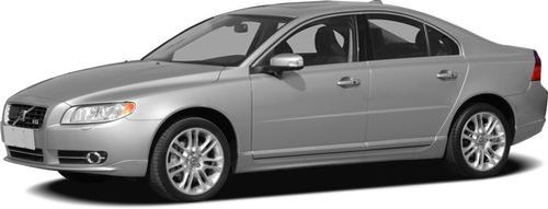 2007 volvo s80 owners manual