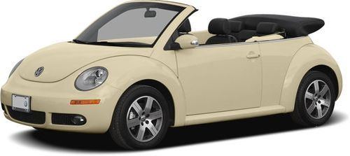 2007 Volkswagen New Beetle Recalls
