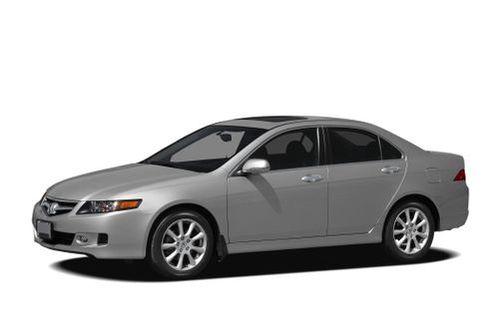 2008 Acura Tsx 4dr Sedan