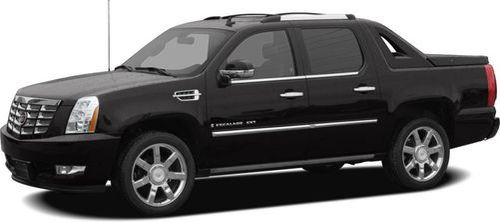 2008 cadillac escalade ext recalls. Black Bedroom Furniture Sets. Home Design Ideas