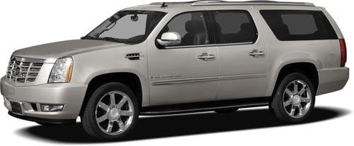 2008 cadillac escalade esv recalls. Black Bedroom Furniture Sets. Home Design Ideas
