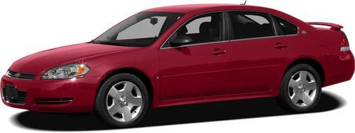 2008 Chevrolet Impala Recalls | Cars.com