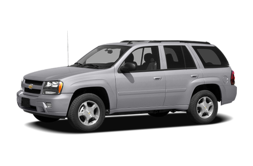 2008 Chevrolet TrailBlazer Specs, Towing Capacity, Payload ...