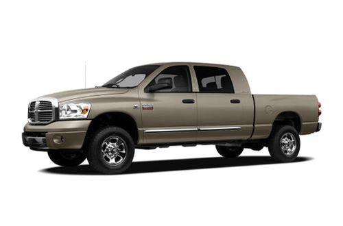 "2008 Dodge Ram 2500 4x4 Mega Cab 160.5"" WB"