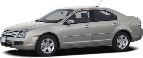 2008 Ford Fusion Recalls