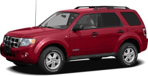 2008 Ford Escape Recalls