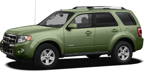 2008 Ford Escape Hybrid Recalls