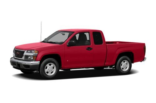 2008 gmc canyon reviews specs and prices. Black Bedroom Furniture Sets. Home Design Ideas