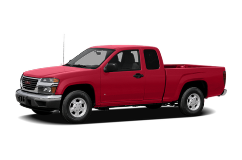 2008 gmc canyon overview. Black Bedroom Furniture Sets. Home Design Ideas