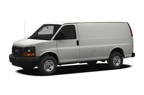 2008 GMC Savana RWD G2500 Cargo Van