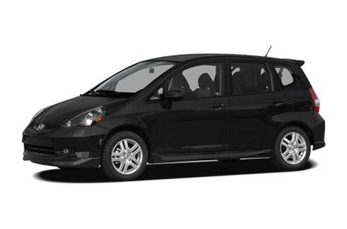 2008 Honda Fit Trim Levels Configurations Carscom