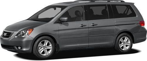 2008 Honda Odyssey Recalls