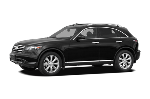 Infiniti Sport Utility Models Price Specs Reviews Cars Com